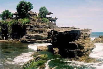 Pilgrimage Temple of Ulundanu ( Lake Temple ) and Tanah Lot ( Sea Temple )