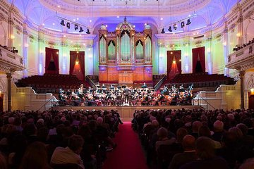 Saturday Matinee Concert at The Royal Concertgebouw in Amsterdam