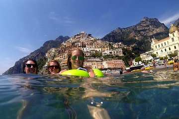 Rome 2 the Amalfi Coast Weekend Trip