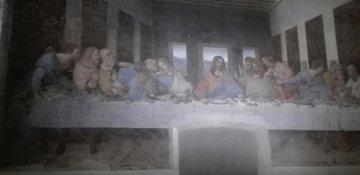 Last Supper tour