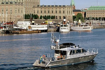 Private Yacht Cruise with Lunch or Dinner in Stockholm Archipelago