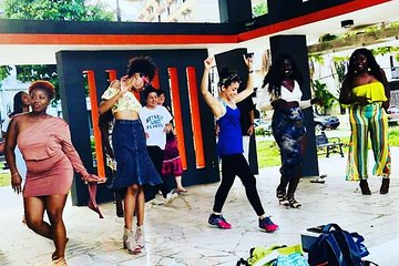 Salsa Dance Class in San Juan