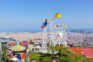Barcelona Private Tour to Tibidabo Mountain