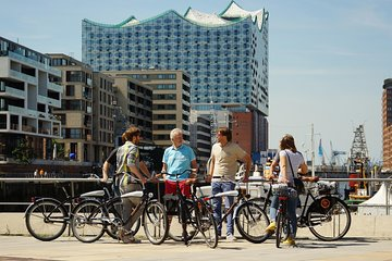 Guided Hamburg City Bike Tour Tickets