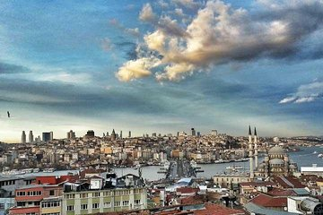 Istanbul Small-Group Sightseeing and Culinary Walking Tour Tickets