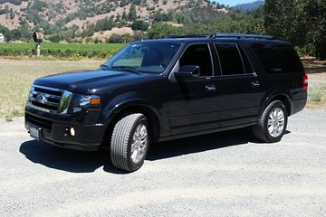 Private Transfer from San Francisco International Airport to San Francisco Hotel