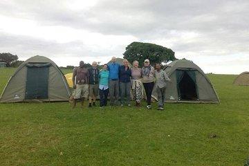 4 days group joining budget safari Serengeti and Ngorongoro national parks