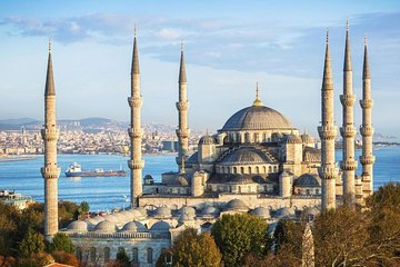 Istanbul Sightseeing Walking Tour Tickets