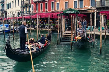 Top 10 Booked Venice Gondola Cruises (with Prices)
