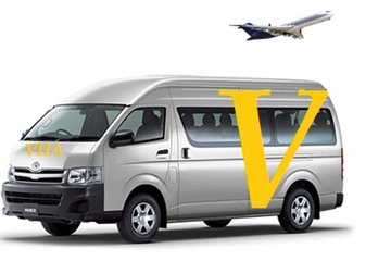 Melbourne Departure Shuttle: CBD Hotel to Tullamarine Airport