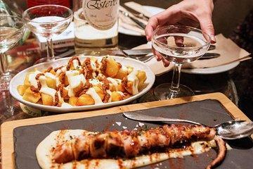 Food, Wine and History Tour with La Boqueria Market