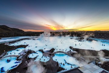 Small-Group Golden Circle & Blue Lagoon Tour Including Admission