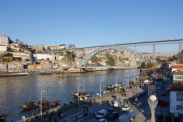 Porto city small group half-day tour Including wine tasting in cellars