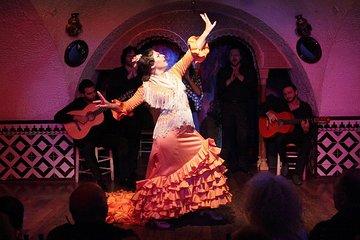 Flamenco Show at Tablao Flamenco Cordobes Barcelona in Las Ramblas