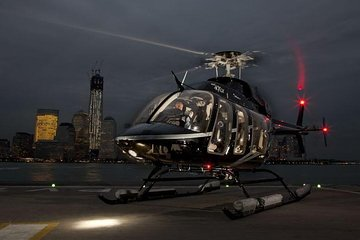 New York Helicopter Tour: City Lights Skyline Experience