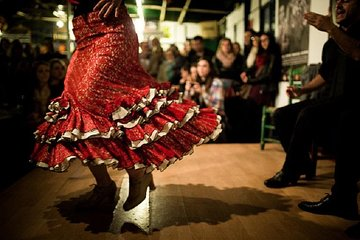 Malaga Tapas Tour with Flamenco Show