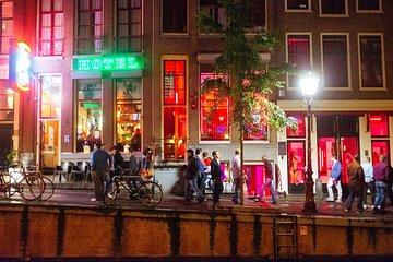 free walking tour amsterdam red light district