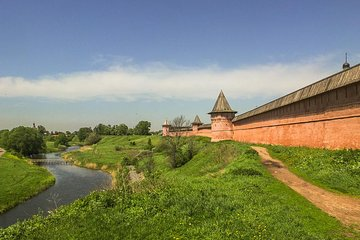 Day Trip to Suzdal and Vladimir with traditional Russian lunch
