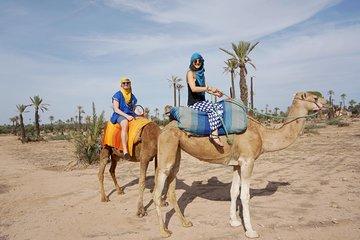 Camel Ride Around Marrakech