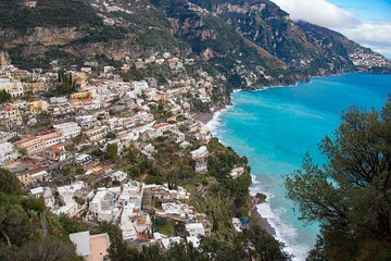 Private Shore Excursion: Amalfi Coast from Naples