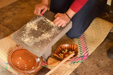 Prehispanic Gastronomy Tour of Tepotzotlan from Mexico City