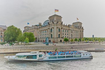 Berlin 1-Hour City Cruise: History and Main Attractions