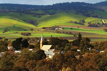 Hop-On Hop-Off Barossa Valley Wine Region Tour from Adelaide