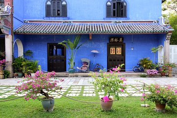 Guided Tour of Cheong Fatt Tze's Blue Mansion in George Town