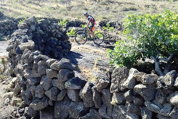 4-hour Route on MTB Bike in Lanzarote