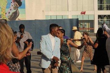 Harlem Walking Tour and Swing Dance