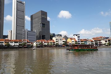 Private Full-Day Tour of Singapore with River Cruise
