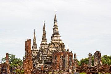 Privater Ayutthaya-Ganztagesausflug mit privatem Führer