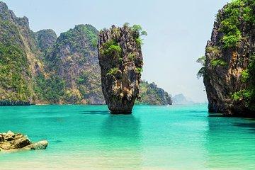 James Bond & Koh Hong mit dem Schnellboot inklusive Mittagessen