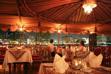 Dhow Cruise Dubai Creek Dinner