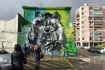 3-Hour Guided Street Art Walking Tour of Lisbon