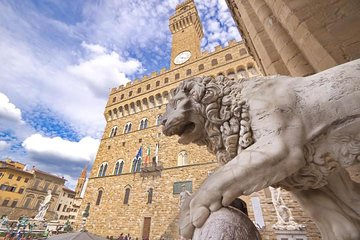 Florence Walking Tour and Skip the Line Uffizi Museum