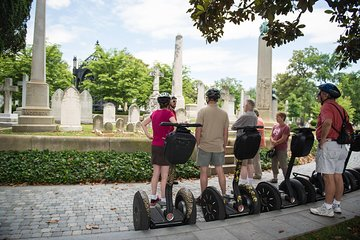 Hollywood Cemetery Segway Tour In Richmond 2019