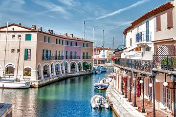 Saint-Tropez & Port Grimaud Day Trip with Optional Boat Cruise from Nice