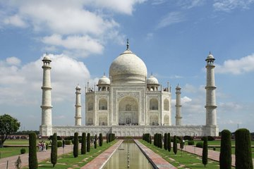 Private Full-Day Agra Tour from Delhi with Lunch