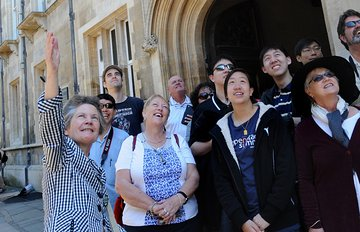 1.5-Hour Cambridge University and Colleges Walking Tour Tickets