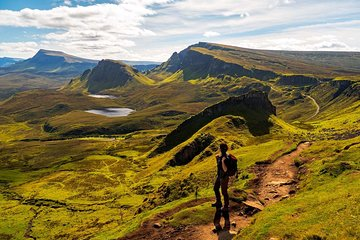 Isle of Skye Full Day 8-Seater Bus Tour from Inverness
