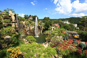 Pocheon Art Valley, Strawberry farm & Herb Island