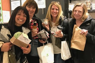 Boston Public Market & North End Foodie Tour with Local Guide Tickets