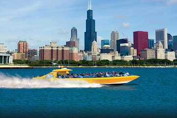 30 Minute Lake Michigan Speedboat Ride