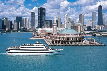 Spirit of Chicago Sunset Dinner Cruise with Buffet