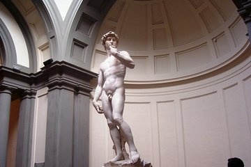 Florence Super Saver: Skip-the-Line Accademia Gallery Tour plus City Bike Tour