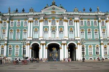 State Hermitage Museum St. Petersburg Admission Ticket