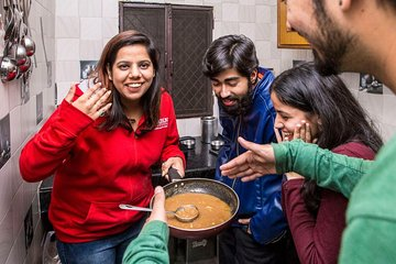 Delhi Cultural Experience: Cook and Eat with a Local Family Tickets