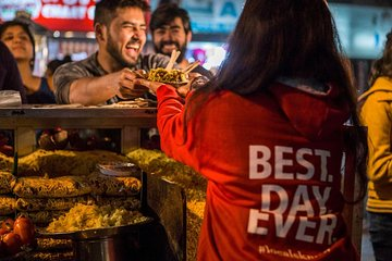 Small-Group Food Walking Tour in Delhi Including Rickshaw Ride Tickets