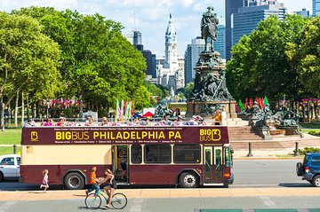 Philadelphia: Hop-on Hop-off Bus Tour